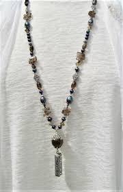 long tibetan prayer box necklaces