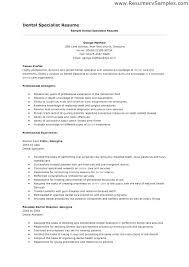 Great Resume Format New Dental Resume Format Best Resume Formats Great Resume Formats Dental