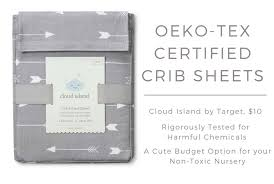 cloud island by target 10 looking for neutral crib sheets on a budget these oeko tex certified crib sheets
