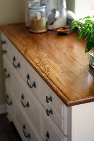 Kitchen Dresser Upcycled Dresser Turned Kitchen Cabinet A How To Make A Drawer
