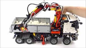 Lego Technic 42043 Youtube