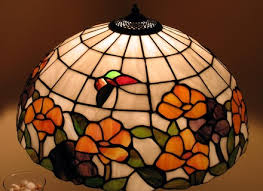 lamps shades floor lamp shade replacement stained glass