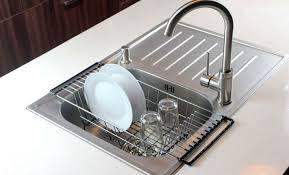 small kitchen dish rack ideas