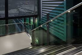 ... Metal railing / with bars / indoor / for stairs Q-LIGHTS Q Railing  Europe ...