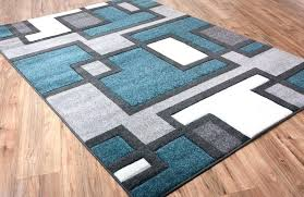 blue and grey area rug blue yellow and gray area rug