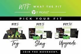 What The Fit Ready To Get Fit