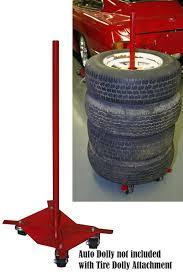 Rolling Tire Storage Rack Unique Car Dolly Tire Attachment Car Guy Garage Tire Storage Racks