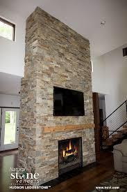 big timber outdoor fireplace hudson ledgestone fireplace2