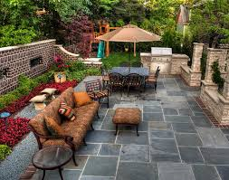 low cost patio plain concrete slate patio small patio patio landscaping network calimesa ca