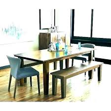 dining tables crate and barrel high dining table glass round with top an white in