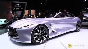 infinity car. 2016 infinity inspiration concept - turnaround 2014 la auto show youtube car