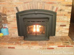 installing pellet stove fireplace insert ideas masters bowie outdoor construction liner slate fire surround wood burning installation prefabricated direct