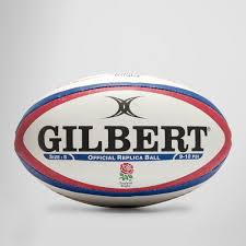 Gilbert Rugby Size Chart Gilbert England Official Replica Rugby Ball 24 00