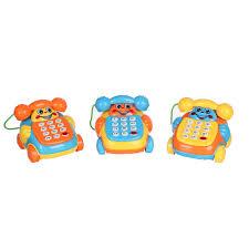 Đồ chơi điện thoại cầm tay cho bé trên 2 tuổi CY.619 - Kids Plaza