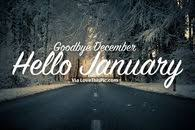 goodbye december hello january. Dreamer And Goodbye December Hello January