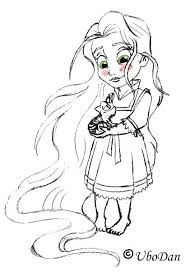Baby Disney Princess Coloring Pages By Princess Coloring Pages