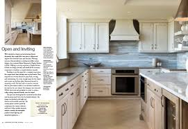 Kitchen Magazine Featured In Signature Kitchens And Baths Magazine Naples Kitchen