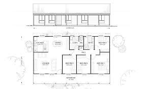 2 bedroom kit home qld. met-kit homes floor plans - blaxland 3 affordable, budget steel frame kit 2 bedroom home qld