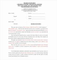 Mutual Agreement Contract Template