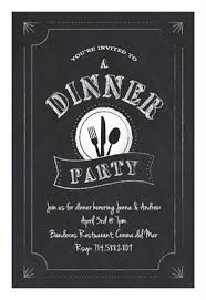 Dinner Party Invitation Template Free Rome Fontanacountryinn Com