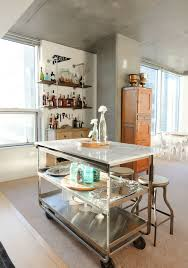 Kitchen island cart industrial Rustic Kitchen Diy For Less Faux Marble Countertops And Jones Carrara Countertop Kitchen Island Cart Industrial Loft Seattle Bar Standard Unit Width Stool Seat Height Cath Holiconline Diy For Less Faux Marble Countertops And Jones Carrara Countertop