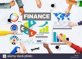 Gov Stock Chart Finance Bar Graph Chart Investment Money Business Concept