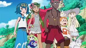 Pokemon sun and moon ep 22 English dubbed - Dailymotion Video