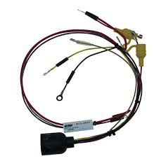 cdi engine wiring harnesses marine engine parts fishing tackle wiring harness johnson evinrude 20 25 28 30 hp 583601