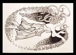 сообщество иллюстраторов иллюстрация медуза горгона иллюстрация к