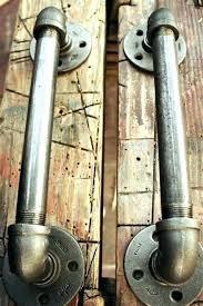 rustic barn door handles rustic barn door pull smith handles black ideas about doors on sliding rustic barn door