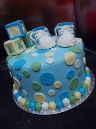 Baby Shower Cake Boy Hey Cupcake