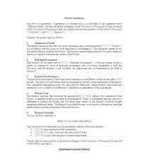 Sponsorship Contract Template Unique New Master Service Agreement Template Phone Fee Example Free For