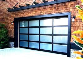 glass garage door home depot glass garage doors cost insulated marvelous door repair on roll up