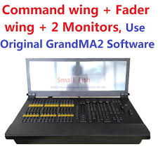 Ma Lighting Grandma2 Fader Wing 2016 Newest Lighting Console Combine Of Command Wing Fader