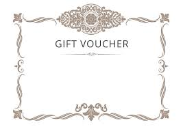 Template Beauty Gift Certificate Template