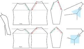 Raglan Sleeve Pattern Amazing Knitty