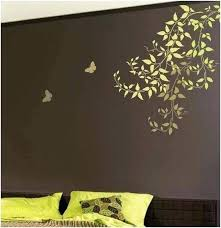 living room simple wall art designs