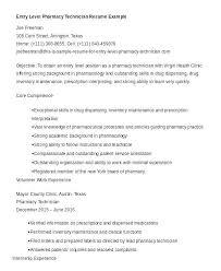 Pharmacy Technician Resume Objective Classy Pharmacist Resume Objective Colbroco