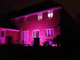 birmingham outdoor lighting hire
