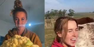 Australian TikTok Star Caitlyn Loane ...