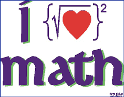 Image result for I love math pictures