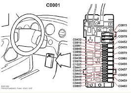 bentley 2004 fuse box wiring diagrams Bentley Car Wiring Diagram at 93 Bentley Brooklands Door Wiring Diagram