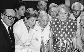 Thanks to Rabbi Kra, seniors never lacked for spiritual care