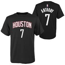 Statement Name Anthony Youth amp; Rockets Tee Number Houston Carmelo Edition