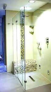 mesmerizing bathroom showers with seats creative of shower enclosures seat prepossessing stalls stool arms
