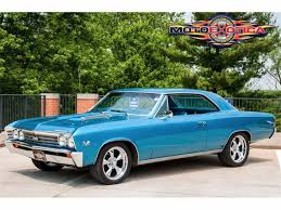 1967 Chevrolet Chevelle SS for Sale | ClassicCars.com | CC-983393