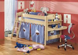kids bedroom furniture with desk. wood childrens bedroom furniture kids bunk beds with a desk shelf and curtains c