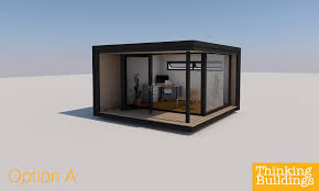 pods office. Pods Office A