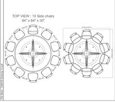 84 round table inch round table inch round table 36 x 84 table top 84 round table
