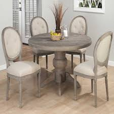 cool grey dining table set 12 farmhouse with bench fantastic elegant inspiration with round pedestal dining